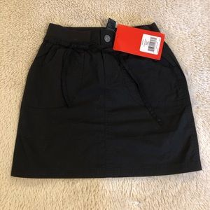 The North Face Cabrillo Skirt Black Size XS NWT